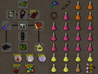 Infernal Cape Service